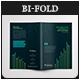 Corporate Marketing Firm Pro Bi-Fold Brochure V05