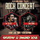 Rock Concert Flyer / Poster - GraphicRiver Item for Sale