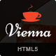 Vienna - Responsive HTML5 Restaurant Template - ThemeForest Item for Sale