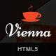 Vienna - Responsive HTML5 Restaurant Template