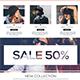 Minimal Fashion Sale Flyer - GraphicRiver Item for Sale