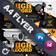 Security System Flyer Templates - GraphicRiver Item for Sale