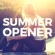 Summer Urban Opener - VideoHive Item for Sale