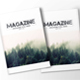 The Magazine Template - GraphicRiver Item for Sale