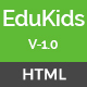 EduKids - School and Kindergarten HTML5 Responsive Template - ThemeForest Item for Sale