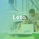Leto Business Keynote Template