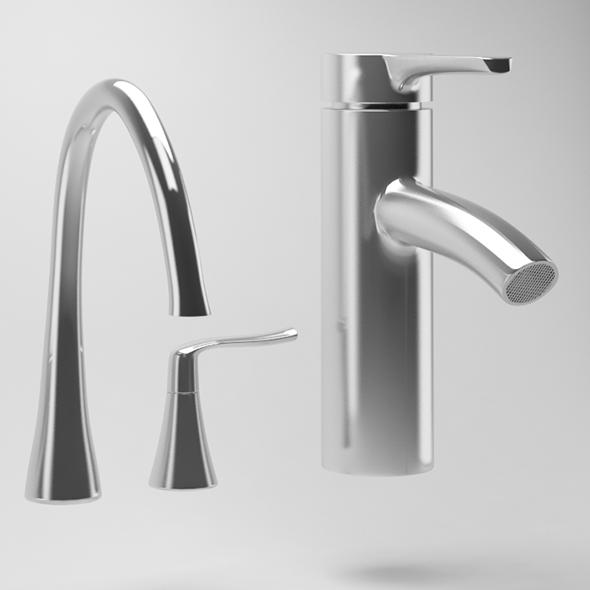 3DOcean Water Tap 20332575