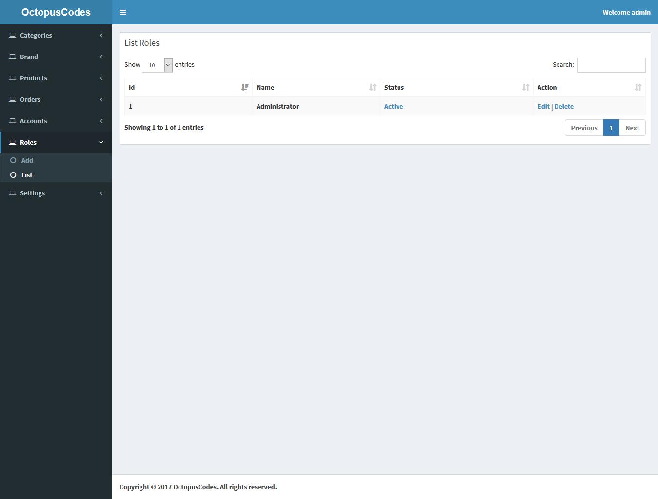 Angular 2 Shopping Cart - Angular 2 & CodeIgniter REST API