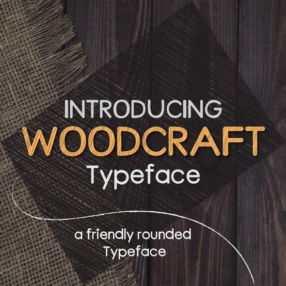 GraphicRiver WoodCraft 20332819
