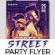 Street Party Flyer - GraphicRiver Item for Sale