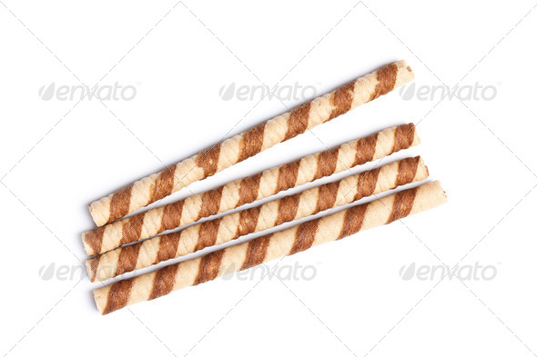 coffee rolls - Stock Photo - Images