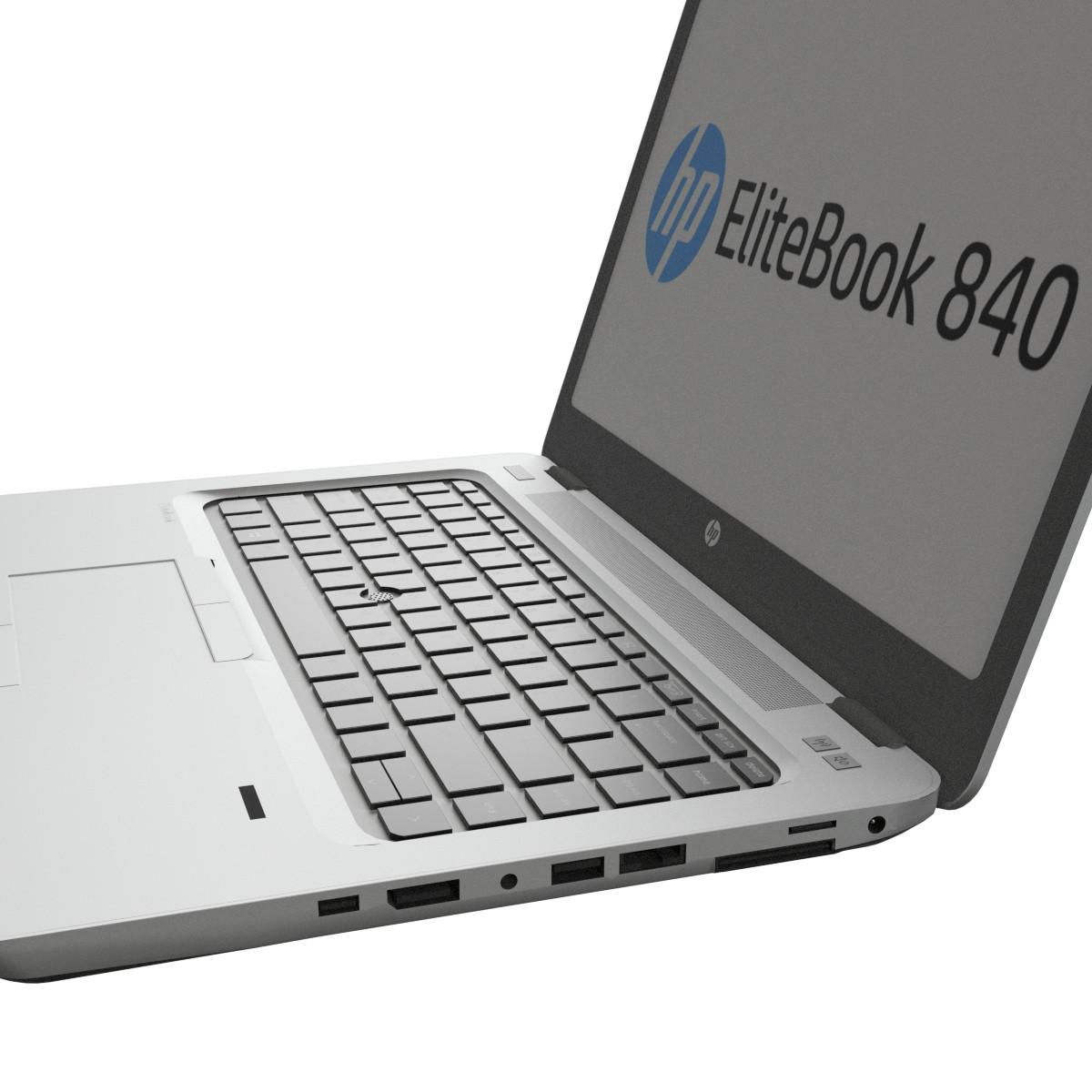 HP EliteBook 840 G3 customizable laptop