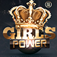 Girls Power - Gold Templates - GraphicRiver Item for Sale