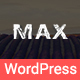 Max - Web Agency WordPress Theme Nulled