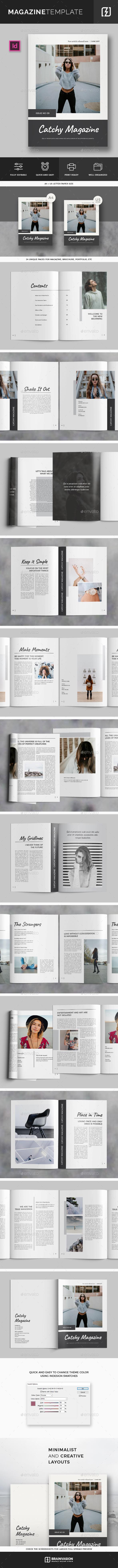 GraphicRiver Magazine Template Vol.05 20334059