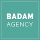 Badam Agency - One Page PSD