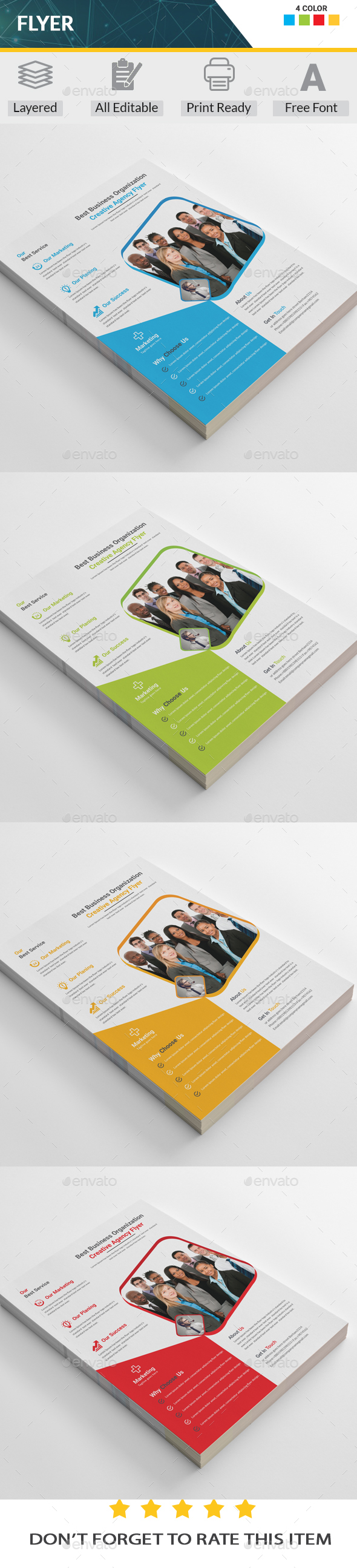 GraphicRiver Flyer 20334702