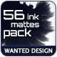 Organic Ink Drop Matte Pack II - VideoHive Item for Sale