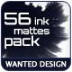 Organic Ink Drop Matte Pack II