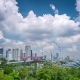 Singapore Bad Weather Clouds  Wheel - VideoHive Item for Sale