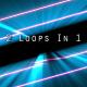 Neon Flash Light Glitch Vj Loop 2 In 1 - VideoHive Item for Sale