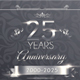 Silver Anniversary Invitation - GraphicRiver Item for Sale