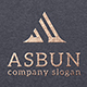 Asbun Logo - GraphicRiver Item for Sale