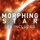Morphing Star with SFX - VideoHive Item for Sale