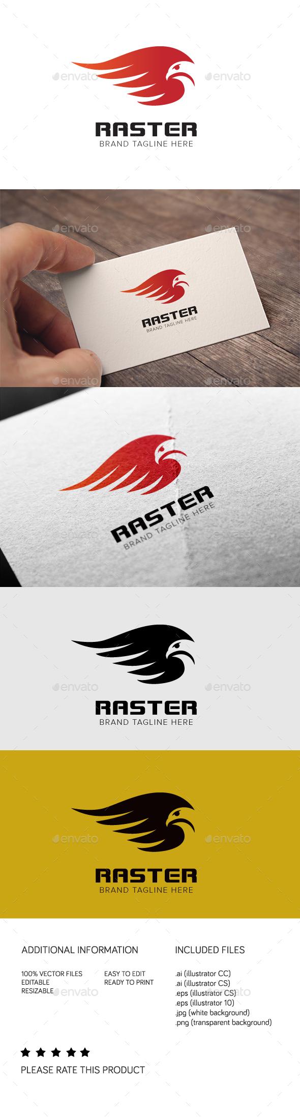 Raster Logo - Animals Logo Templates