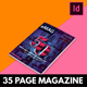 Newburn Marketing / Technology Magazine  InDesign Template - GraphicRiver Item for Sale