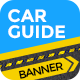 CarGuide Car Sale & Rent | HTML5 Google Banner Ad