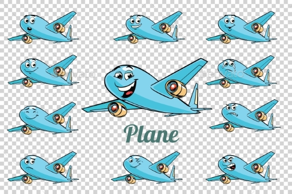 Airplane Plane Airliner Aviation Emotions - Man-made Objects Objects