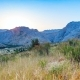 View of the Mountain Range in the Summer at Sunrise in Southern Kazakhstan - VideoHive Item for Sale