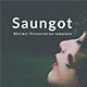 Saungot Minimal Keynote Template