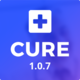 Medical Cure - Health and Medical WordPress Theme Nulled