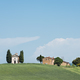 Vitaleta church in a Tuscany landscape - PhotoDune Item for Sale