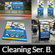 Cleaning Services Advertising Bundle Vol.4 - GraphicRiver Item for Sale