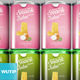 Medium Snack Tube Mockup - GraphicRiver Item for Sale