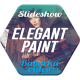 Elegant Paint Slideshow