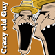 Crazy Old Guy - GraphicRiver Item for Sale