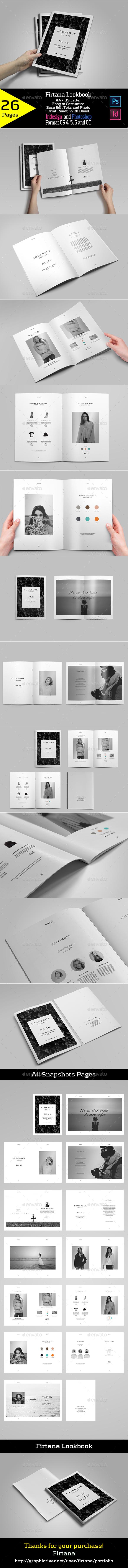 Firtana Lookbook - Catalogs Brochures
