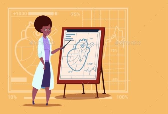 Doctor Cardiologist - Health/Medicine Conceptual