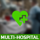 Multi Hospital - Best Hospital Management System (Sass App)