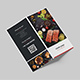 Brochure – Restaurant Bi-Fold DL - GraphicRiver Item for Sale