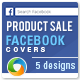 Product Sale Facebook Covers - 2 Designs