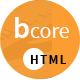 bcore - Business Consulting and Professional Services HTML Template