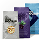 Plastic Pack Mock-up