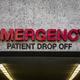 Hospital ER Drop Off Sign - PhotoDune Item for Sale