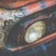 Rusty Truck Detail - PhotoDune Item for Sale