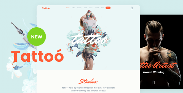 30+ Most Creative WordPress Themes for Artists 2019 21